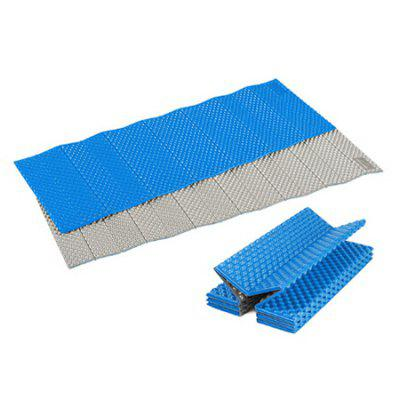 Ultra-light Folding Aluminum Film Pad Thicker Single Person Tent Mat