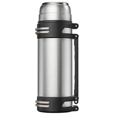 Outdoor Travel Large Capacity Vacuum Cup Portable Car Home Stainless Steel Thermal Pot