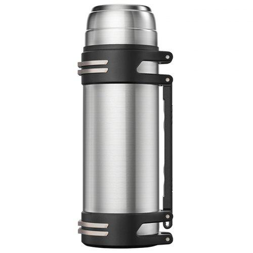 More Portable Bottle Kettle Large-Capacity Outdoor Compass Bottles Collapsible