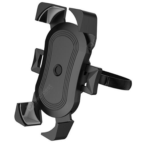 Shockproof Bicycle Phone Holder Motorcycle Mobile Bracket