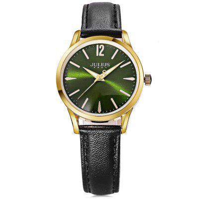 JA-983 Couple Fashion Simple Quartz Watch Luminous Wristwatch for Man / Woman
