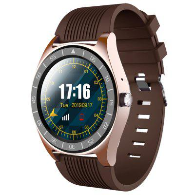 V5 1.54 inch Full Touch Screen 3G BT Call Smart Watch Phone Sleep Monitor Multiple Sports Modes Fitness Bracelet