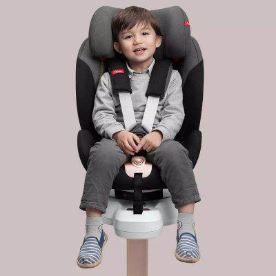 QBORN QQ123KX 360-degree Swivel Child Car Safety Seat for 0 - 12 Years Old Children from Xiaomi youpin