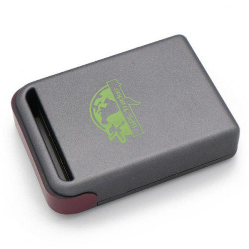 TK102B Mini Real-time GPS Tracker GSM GPRS System Vehicle Magnetic Tracking Device