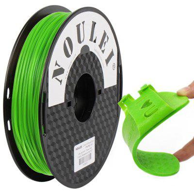 Noulei Flexible TPU 3D Printer Filament 1.75mm 0.5kg for 3D Printing