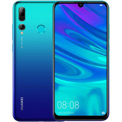 HUAWEI Enjoy 9S 6,21 pouces EMUI 9.0 Kirin 710 Octa Core 4Go RAM 128Go ROM 3 Caméras Arrières Batterie de 3400mAh Version Internationale Smartphone 4G