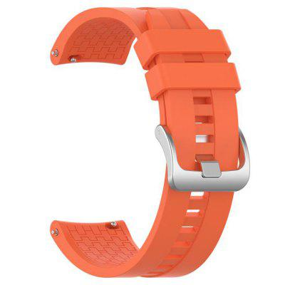 TAMISTER Silicone Band Watch Strap Replacement Wristband for Xiaomi Mi Watch Color 22mm