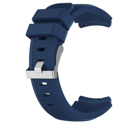 TAMISTER Single Color Silicone Strap Replacement Wristband for Xiaomi Mi Watch Color 22mm