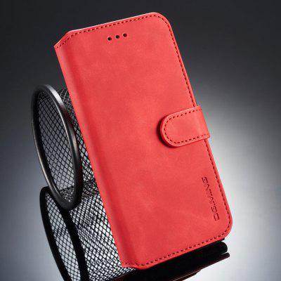 Luxury Leather Magnetic Phone Case with Card Slots Lanyard for iPhone 6 Plus / 6s Plus