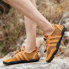 Men's Outdoor Beach Upstream Shoes Breathable Sport Footwear - BROWN