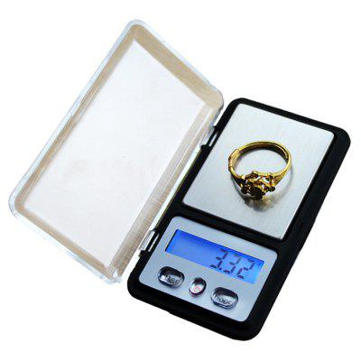 Portable Mini 200g/0.01g Precision Electronic Pocket Scale