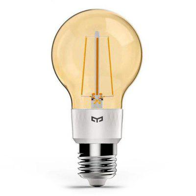 Yeelight YLDP22YL Smart LED Filament Bulb E27 700lm 6W Ball Light (Xiaomi Ecosystem Product, Yeelight YLDP22YL,Yeelight,YLDP22YL,LED Filament Bulb,Yeelight YLDP22YL LED Filament Bulb