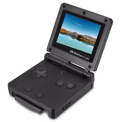Pocket PVP 129 Games Ingebouwde in Handheld Game Console