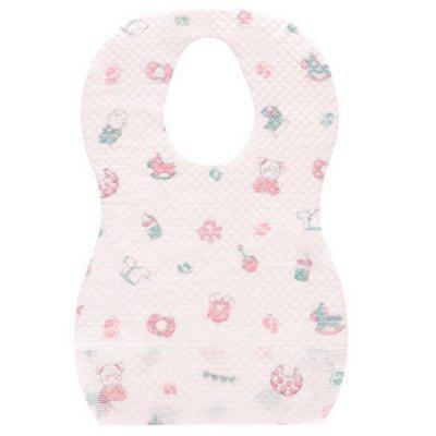 Summer Baby Bibs Infant Drool Disposable Super Soft Thin Bib Eat Clothing
