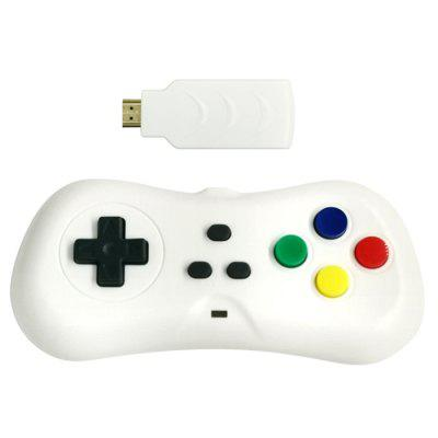 WG01 2.4G Wireless Gamepad High-definition Video Game Consoles Built-in 638 Games