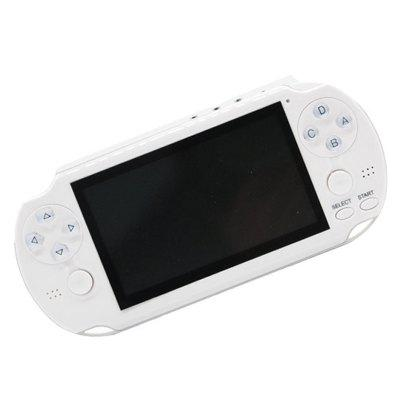 4.3-inch Handheld Game Console Built-in 650 HD Classic Games