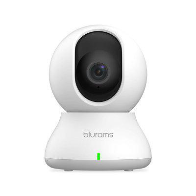 Blurams Dome Lite 1080P WiFi IP kamera Home Security CCTV kamery Pan Tilt zoom funkce Obousměrné Audio Night Vision