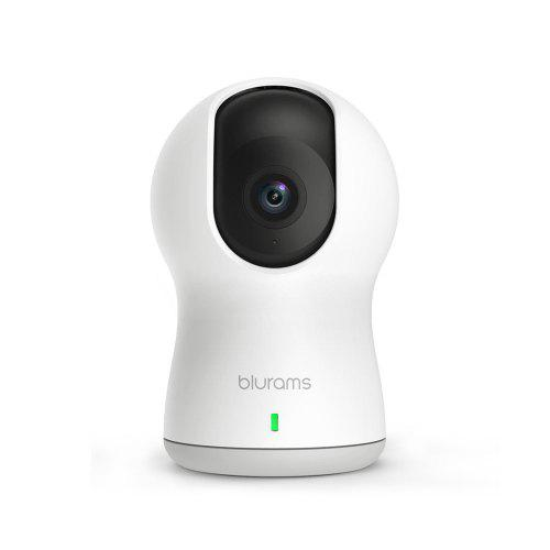 Blurams Dome Pro 1080P WiFi IP Camera Home Security CCTV Camera With Pan Tilt Function Two Way Audio Night Vision Works with Alexa