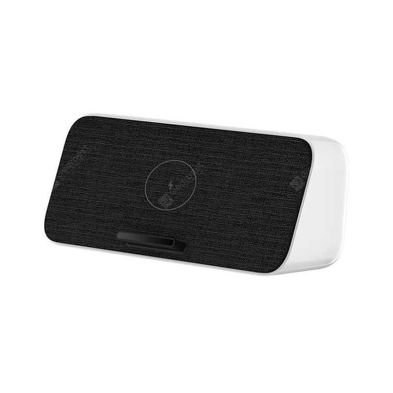 Xiaomi 2 in 1 Bluetooth Wireless Audio Speaker Charger 30W MAX Wireless Charging Dock - White