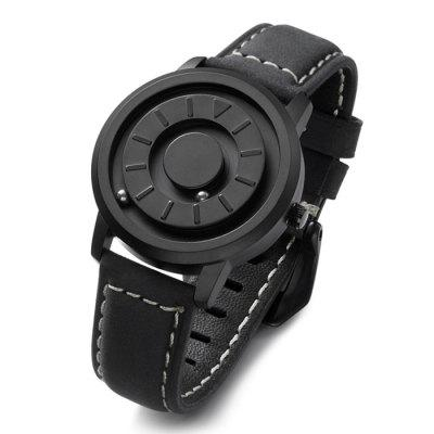 EUTOUR E099 Creative Magnetic quartz horloge Simple Mannen Horloges