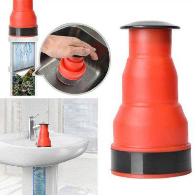 Silicone Sewer Sink Device Through Suction Dredge Super Dirty Tools