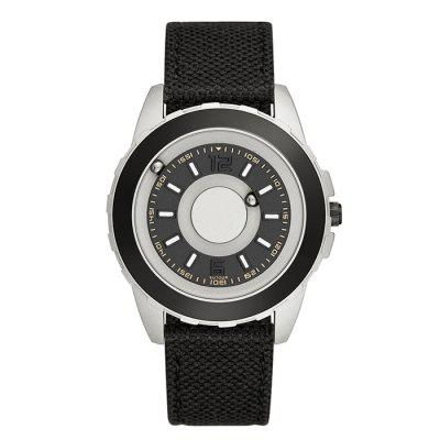 EUTOUR E027 Ball Magnetic Quartz Watch Men Simple Watches