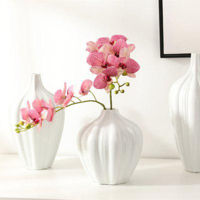 High Simulation Artificial Decorative Phalaenopsis Floral for Home Decoration
