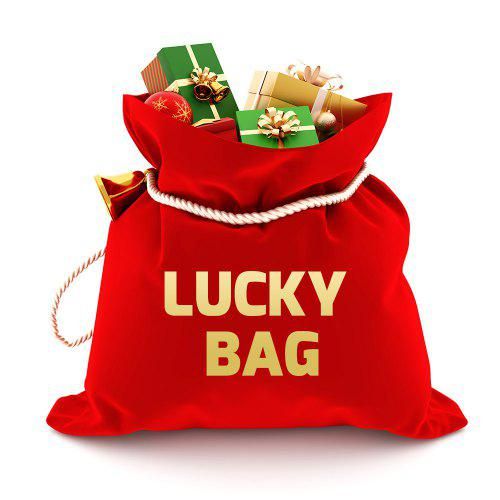 Lucky Bag with 108MP Penta Camera Phone From Xiaomi Green