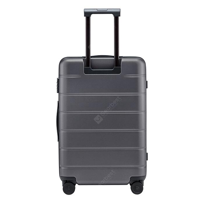 """Xiaomi 20 inch 24 inch 28 inch Luggage Suitcase for Business Traveling - 24 INCH Gray"""