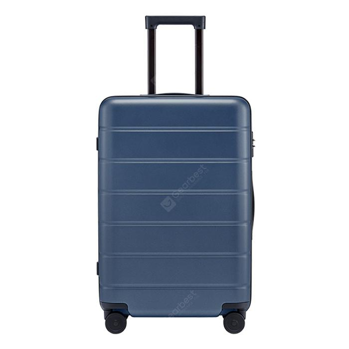 """Xiaomi 20 inch 24 inch 28 inch Luggage Suitcase for Business Traveling - 20 INCH Blue Koi"""