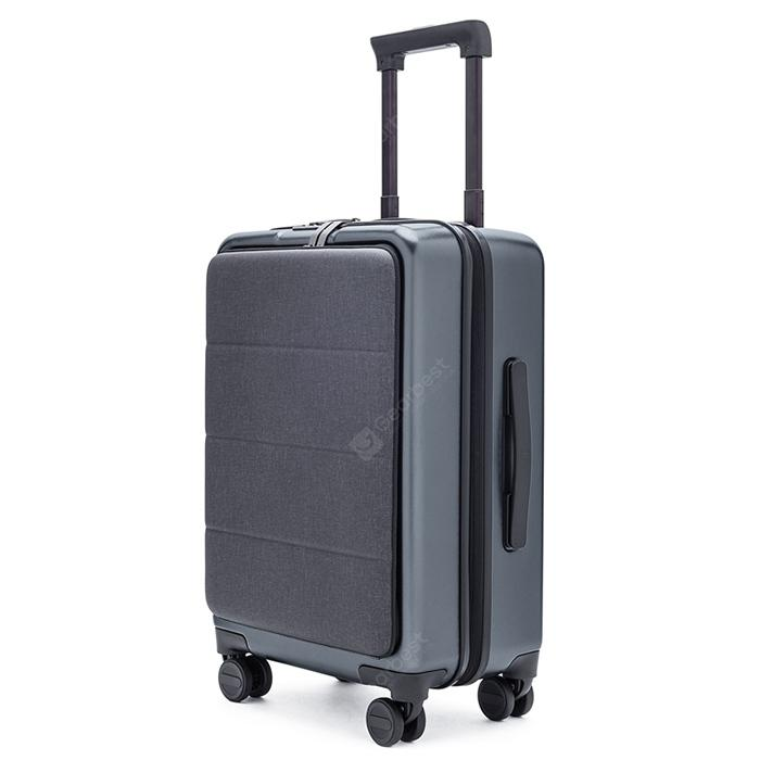 Xiaomi 90FUN 20 inch Luggage Suitcase for Business Traveling - Slate Gray