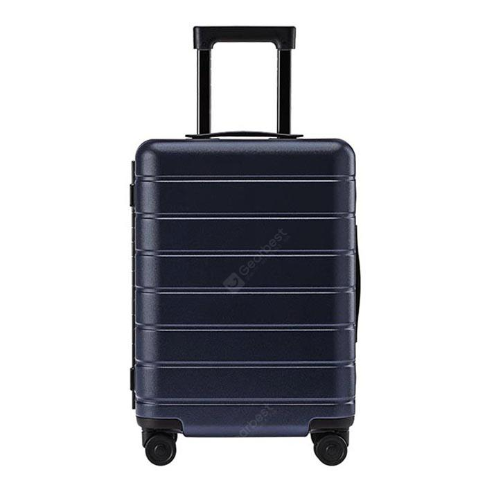 """Xiaomi 90FUN 20 inch 24 inch Frame Traveling Luggage Suitcase - 20 INCH Deep Blue"""
