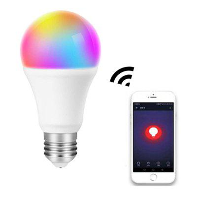BRELONG YJ204 9W E27 Intelligente WiFi Lampadina APP Telecomando Supporto Amazon Alexa Google Home Controllo Vocale 85-265V