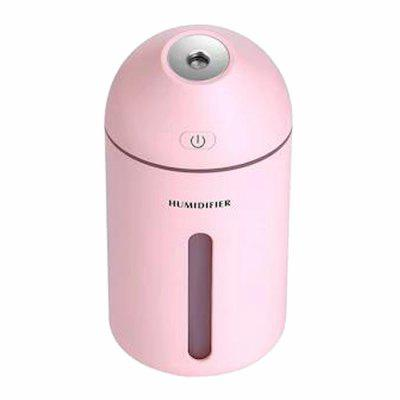 7 Colors Air Humidifier 320ML Essential Oil Diffuser High Quality USB Anti-Dry Atomization