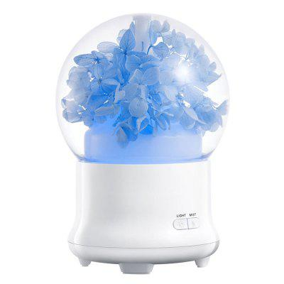Eternal Floral Fragrance Aroma Air Humidifier Diffuser with Colorful LED Light, SPA Diffuser