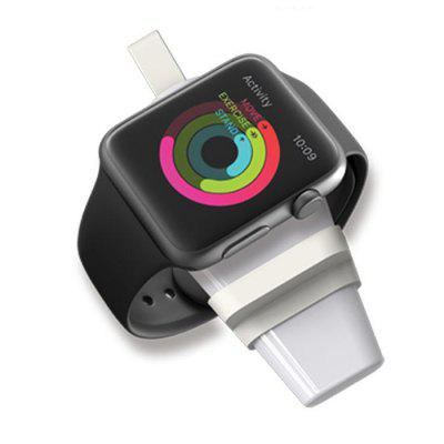 Caricabatterie Wireless Magnetico Portatile USB per iWatch 1 2 3 4