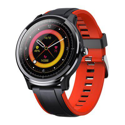 Фото - Kospet Probe 1.3 inch Screen Bluetooth Sports Smart Watch IP68 Waterproof Double Color Fashion Strap Fitness Monitor Two Small Gifts clear double strap chunk heel sandals