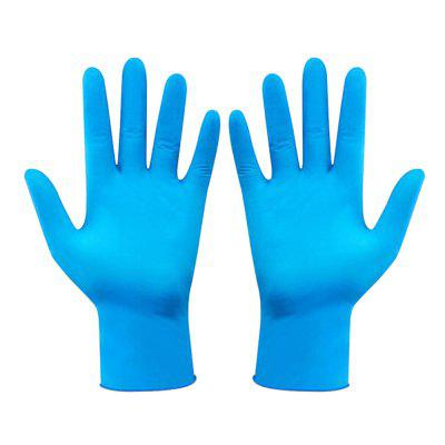 Safety Disposable NBR (Nitrile Butadiene Rubber) Gloves Personal Protective Equipment
