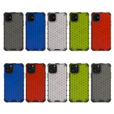 Honeycomb Anti-fall Phone Case for iPhone 11 Pro 1szt