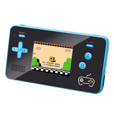 Portable 2.4 inches Display Handheld Game Console with 188 Retro Classic Game 5000mAh Battery