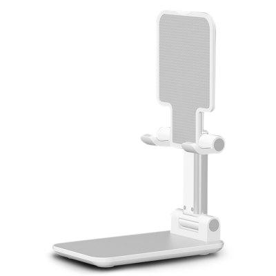 Metal Folding Table bunka Desk Phone Holder Scalable Desktop Lazy Bracket
