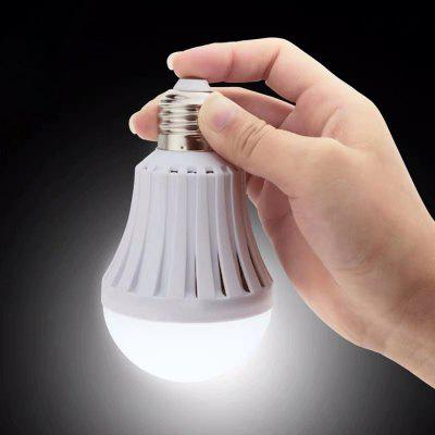 BRELONG BR3007 E27 6500K Human Body geleidende Bulb Touch Sensor Energy Saving Outdoor Lighting Camping Lamp