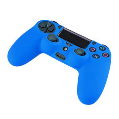 Nice Black Blue Red Soft Silicone Rubber Gel Anti-Slip Sleeve For PS4 Controller