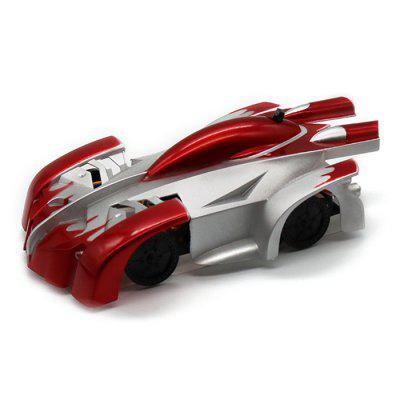 JZL 0155 Infrared Four-way Remote Control Climbing Car Toy with Light