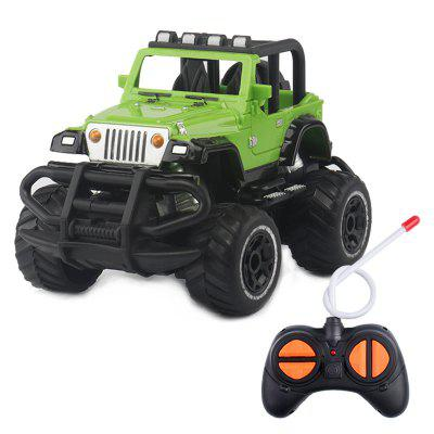 6146 1:43 Mini Four-Channel Remote Control Off-road Vehicle Car