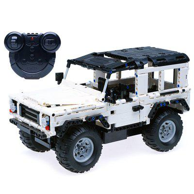 CaDA C51004 Building Block Toy Simulation Assembled Remote Control Car Off-road Vehicle 533PCS