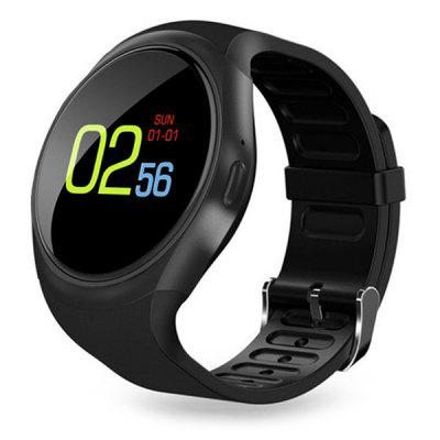 Y1 Smart Bracelet Smartwatch Anti-lost Bluetooth Music Player Sleep Monitoring