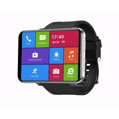Ticwris Max 4G Smart Watch Telefone Android 7.1 MTK6739 Quad Core 3GB / 32GB Smartwatch Monitor De Freqüência Cardíaca Pedômetro IP67 Impermeável
