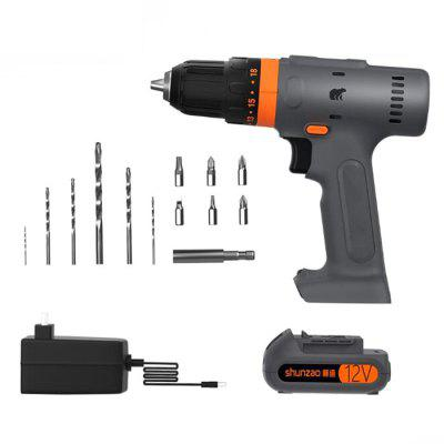 DGD-2 12V Triple Two-speed Impact Drill From Xiaomi Youpin
