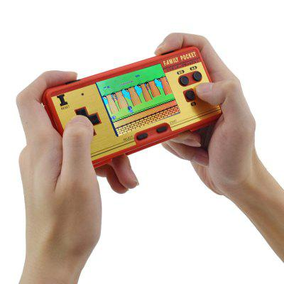 Durable Nice Portable Retro Mini Handheld Game Console with 638 Classic Games
